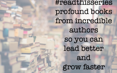 3 Books You Need to Read to Give Better Feedback & Grow Your Teachers — #readthisseries