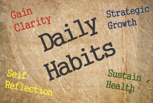 Daily Habits Review Image