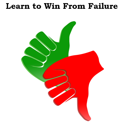 #review&reflect: Learning to Win from Failure