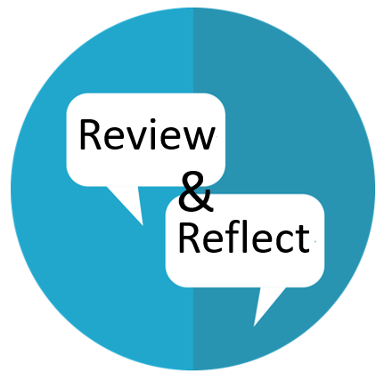 Review and Reflect: Building Your Winning Team — #ReviewandReflect