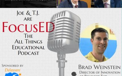 Season 1, Episode 4 of FocusED with Brad Weinstein– #FocusED
