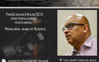 Servant Leadership, Success as a Principal, Social Justice in Schools, and More w/ ASCD Best Selling Author Principal Baruti Kafele