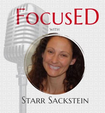 Starr Sackstein Discusses Going Gradeless as a Teacher and School Leader — #FocusED