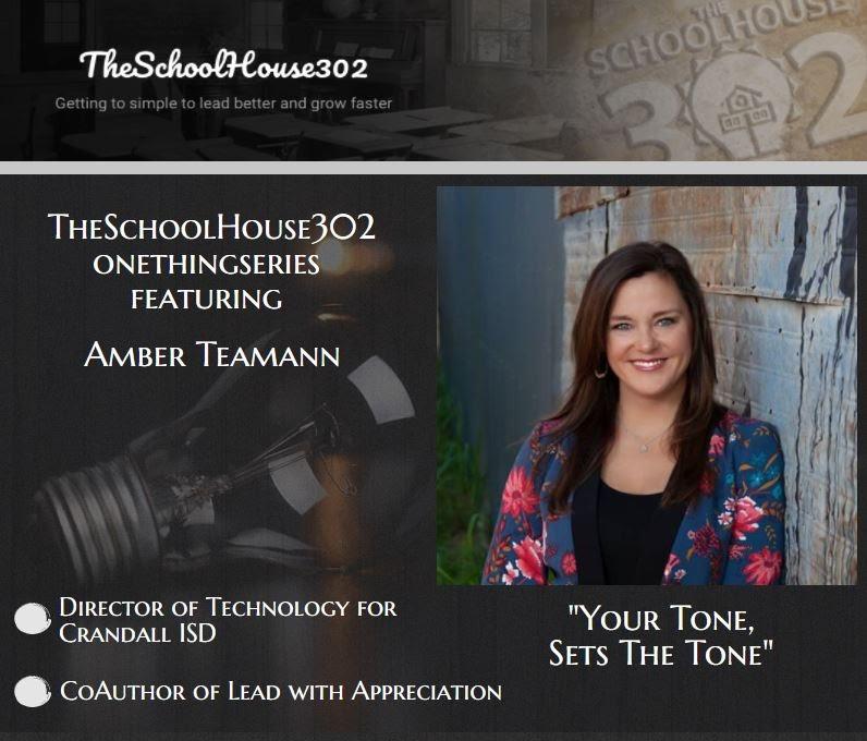 Amber Teamann Podcast