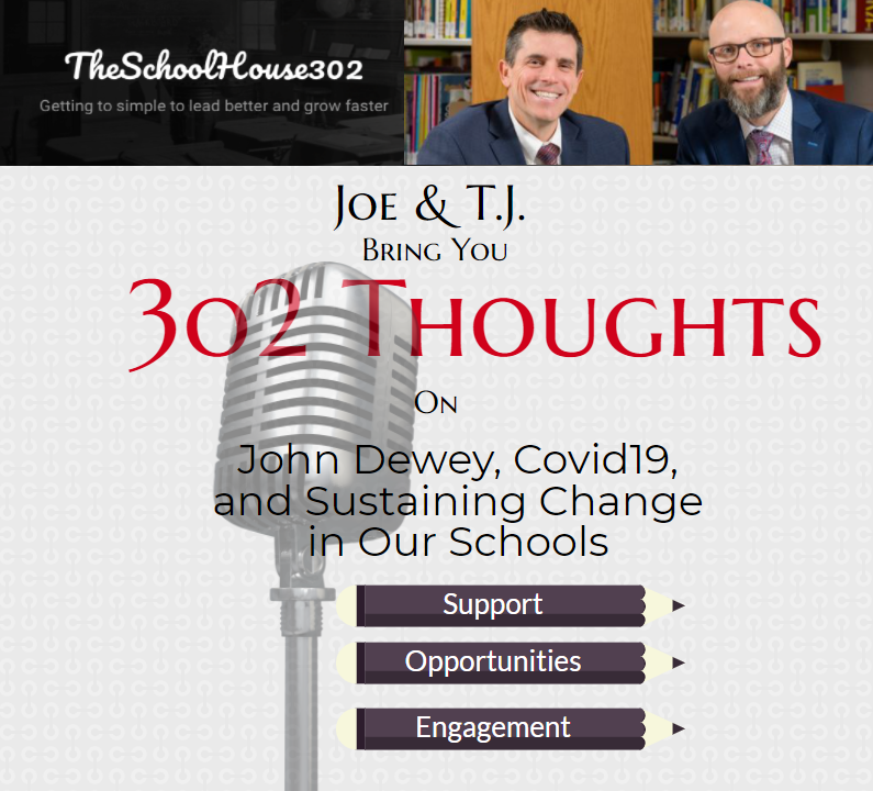302 Thoughts by Joe and TJ