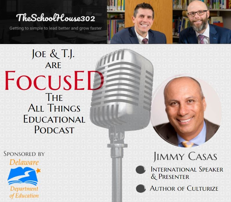 Jimmy Casas Culturize Podcast Interview