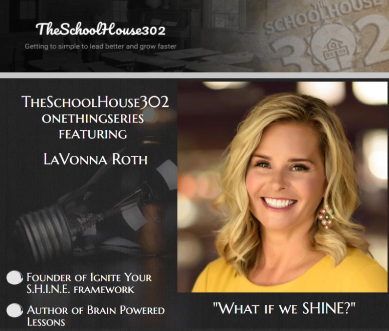 Mindset is Everything: How To Handle Every Student Support Challenge this Upcoming School Year w/ Guest LaVonna Roth