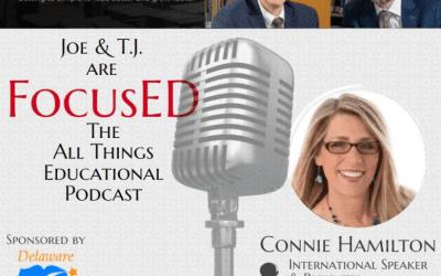 Season 1, Episode 1 of FocusED with Guest Connie Hamilton #FocusED