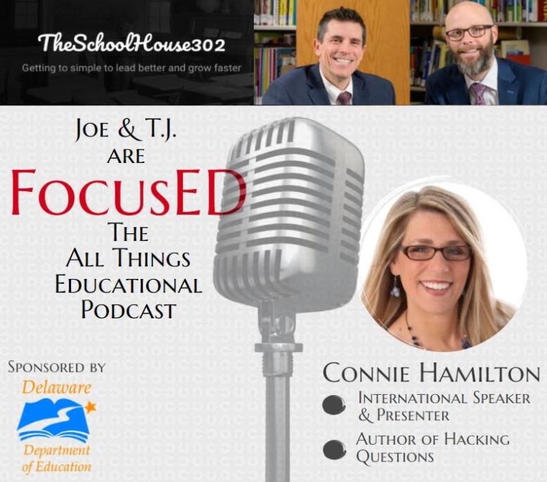 Connie Hamilton on FocusED Podcast