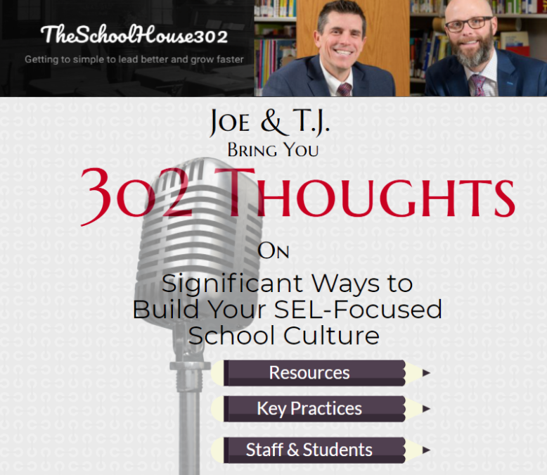 302 Thoughts Fireside Chat: Supporting Students and Staff through Surefire Social and Emotional Learning Practices