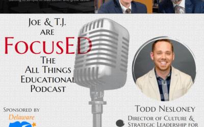 Season 2, Episode 3 of FocusED with Todd Nesloney #FocusED