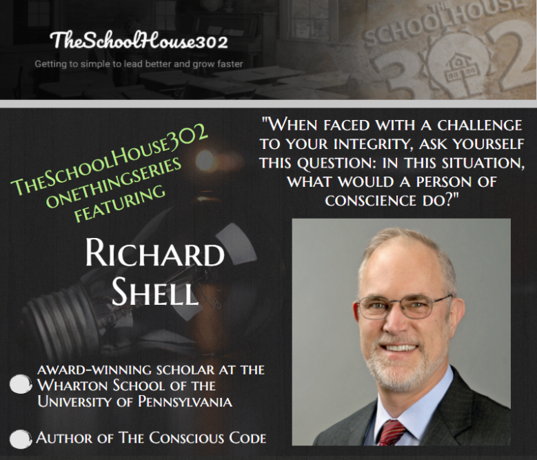 2 Practical Strategies To Dramatically Improve Your Value-Driven Goals (and more) with Richard Shell